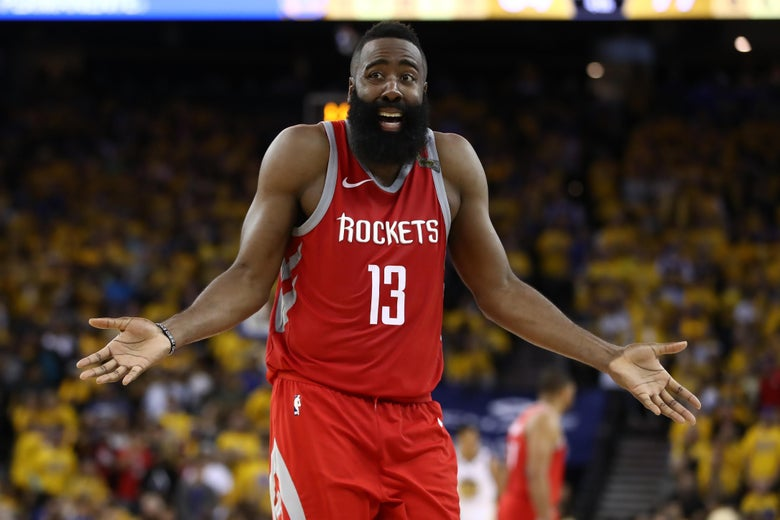 33a827f4fdd4 The Houston Rockets blew a 17-point lead with remarkable panache.
