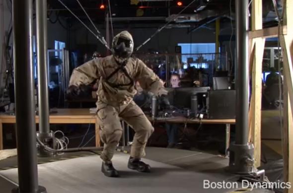 Boston Dynamics Petman