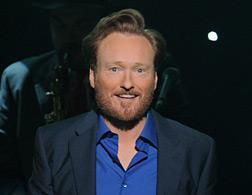 Conan O'Brien. Click image to expand.