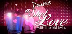 Double Shot of Love Logo.