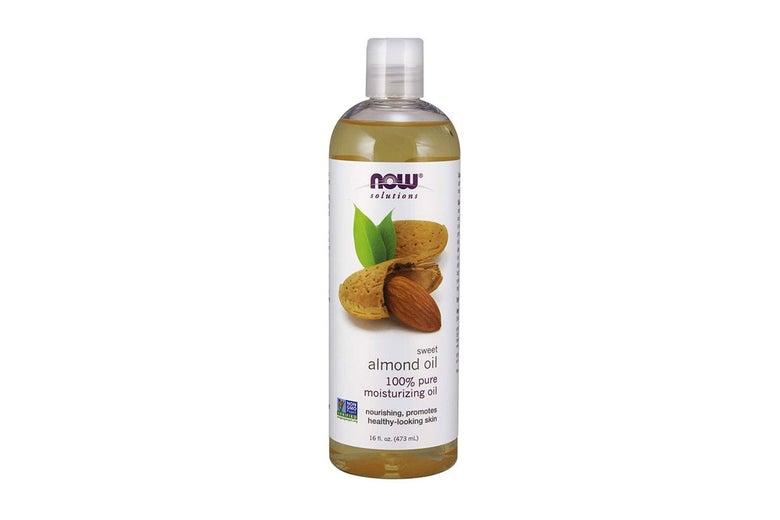Sweet almond oil.