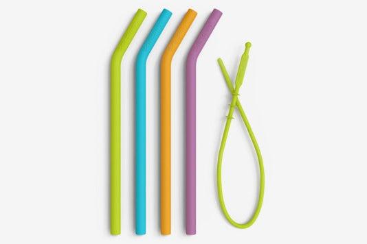 Softy Straws.