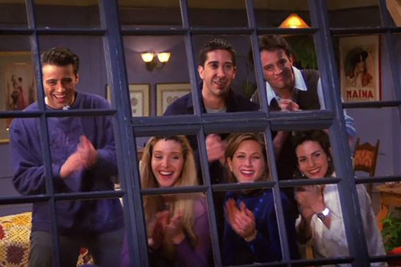 The One Where HBO Max is Trying to Make a Friends Reunion Special