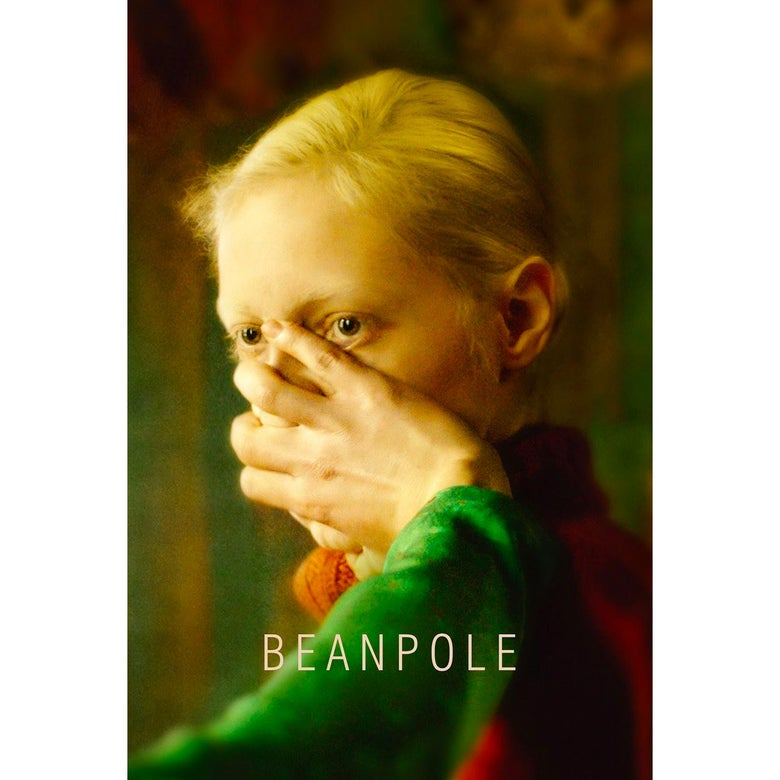The poster for Beanpole.