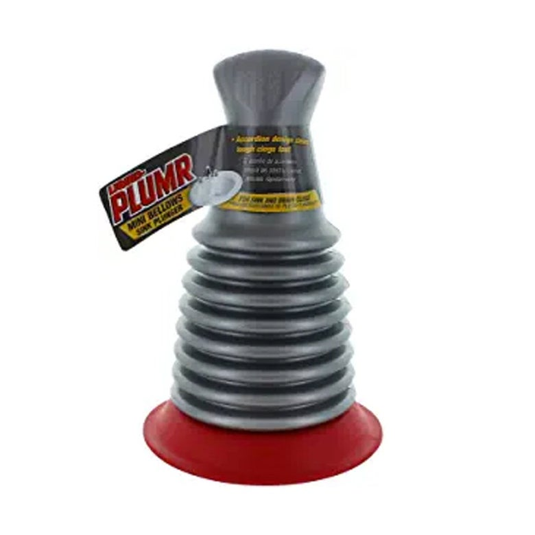drain and sink plunger