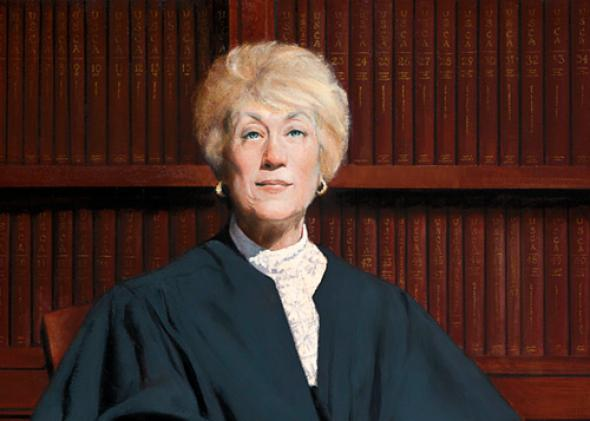 Portrait of Hon. Shira A. Scheindlin - US District Court