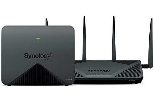 Synology RT2600ac and MR2200ac