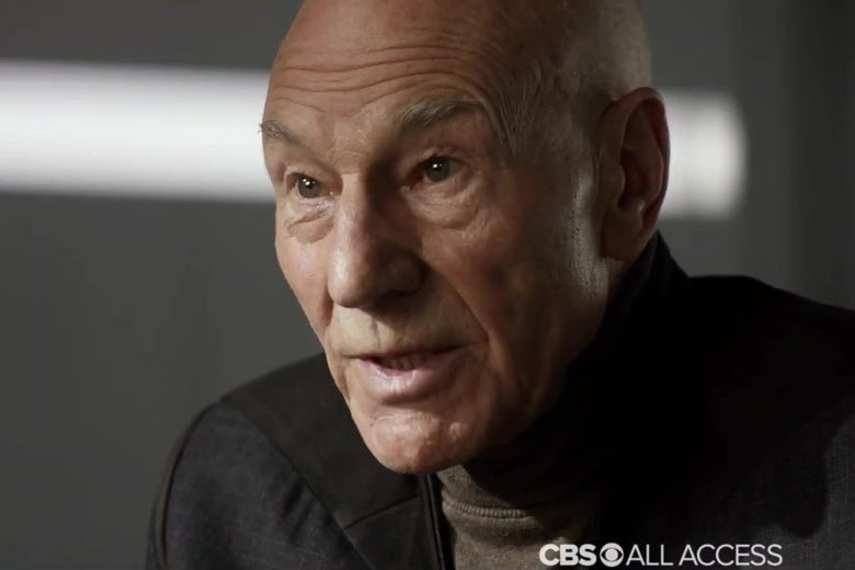 Jeri Ryan, Brent Spiner, and Patrick Stewart Return in the Trailer for Star Trek: Picard