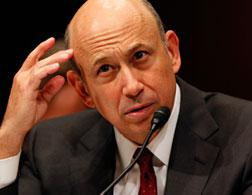 Lloyd Blankfein. Click image to expand.