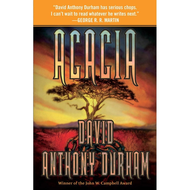Cover of Acacia.