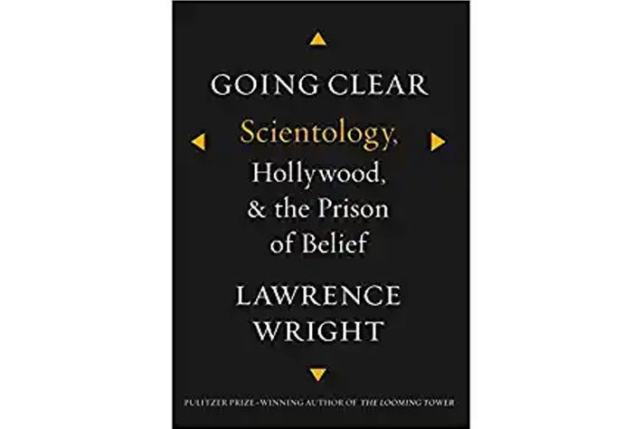 Going Clear book cover.
