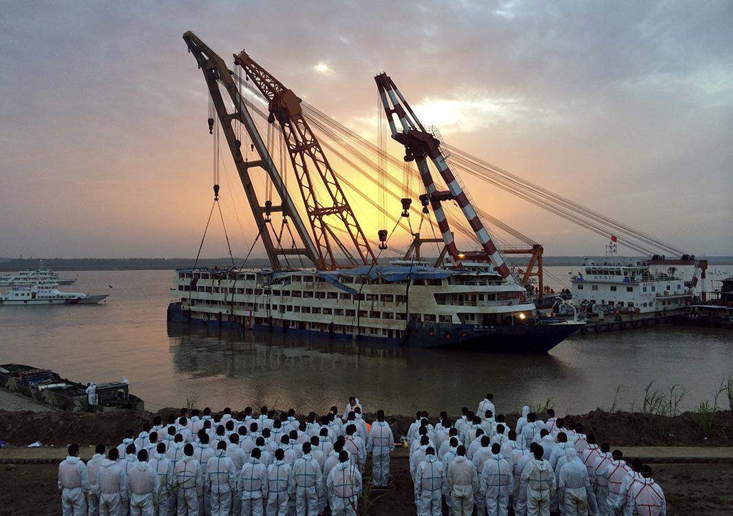 CHINA-SHIP/
