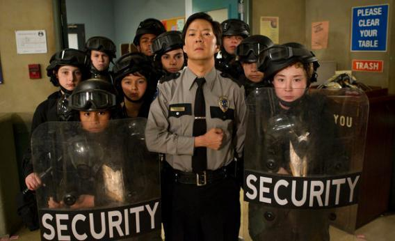 Ken Jeong on Community