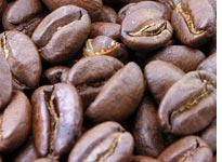 Roasted coffee beans . Click image to expand.