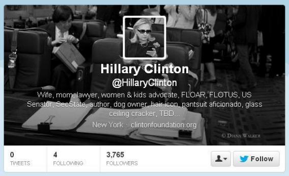 """Hillary Clinton's next job: """"TBD... """""""