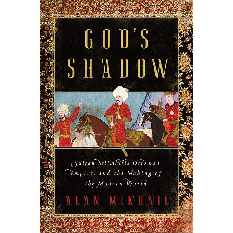Book cover of God's Shadows.