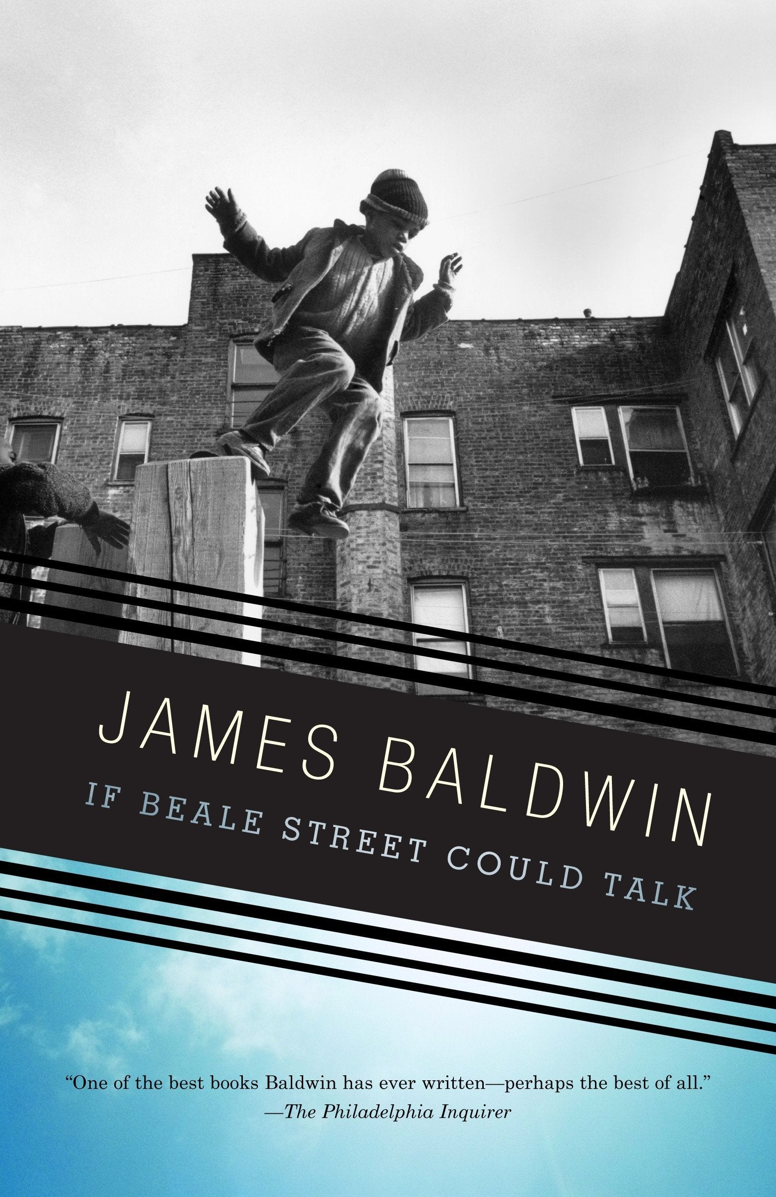 Book cover for If Beale Street Could Talk