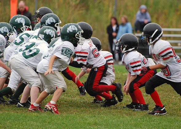 Youth Tackle Football Participation >> Pop Warner Football Lawsuit Is Kids Football An Abnormally