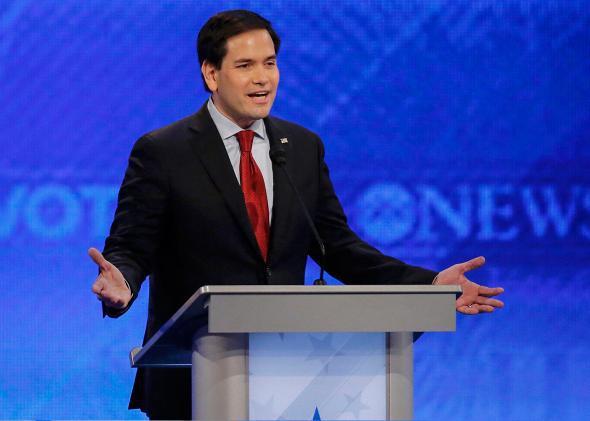 Rubio debate