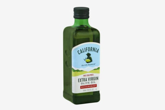 California Olive Ranch Extra Virgin Olive Oil.