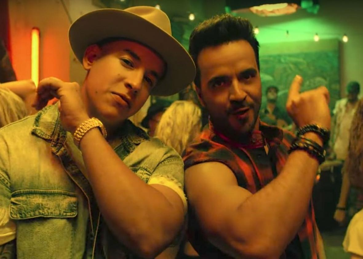 Daddy Yankee and Luis Fonsi