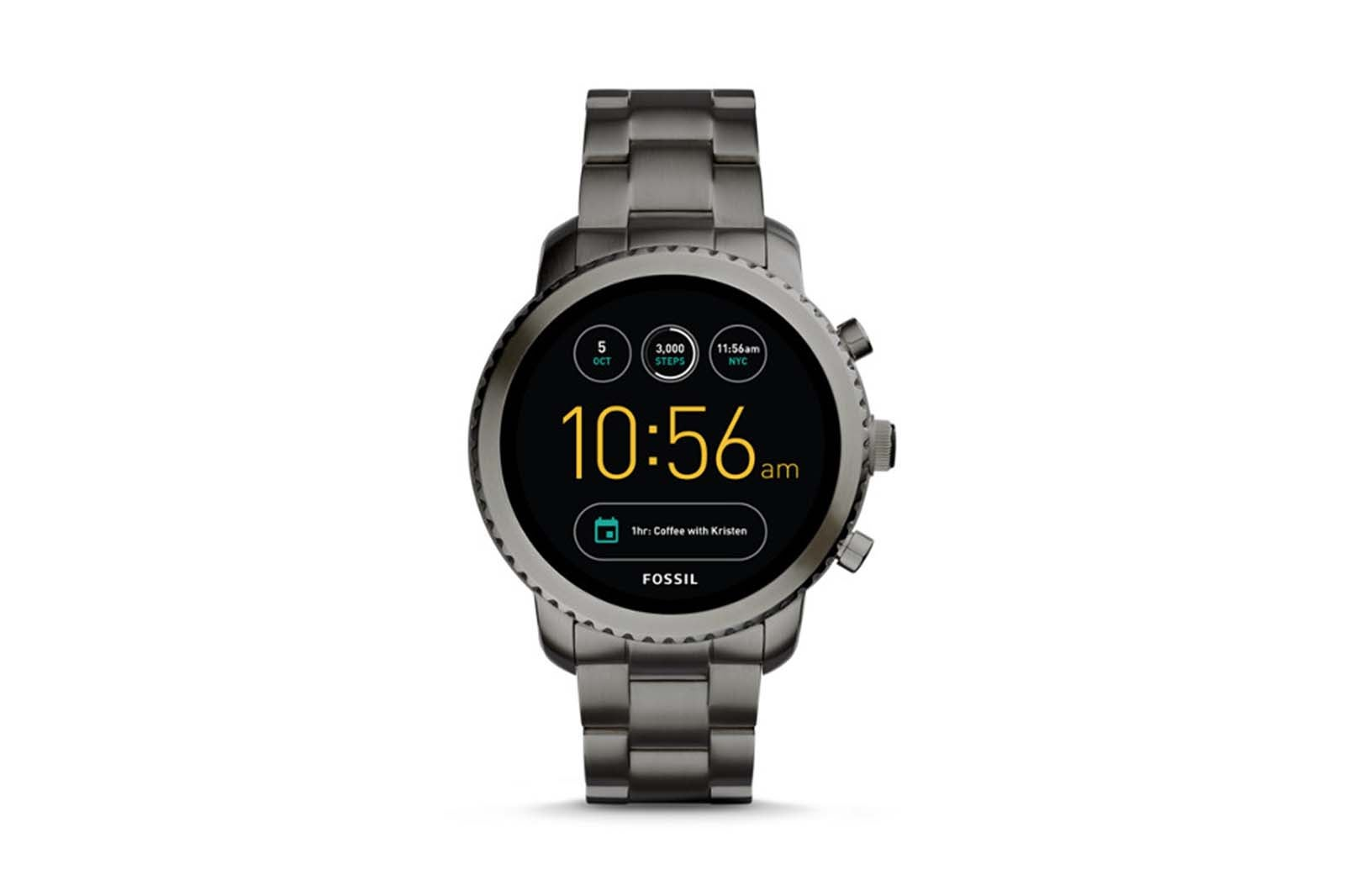 Fossil Q Explorist Android Smartwatch.