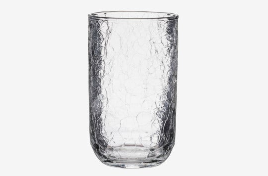 Juliska Hugo Highball Glass.
