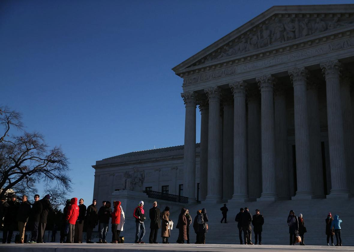 Us Supreme Court To Weigh Level Of >> What Happens In A Supreme Court Tie