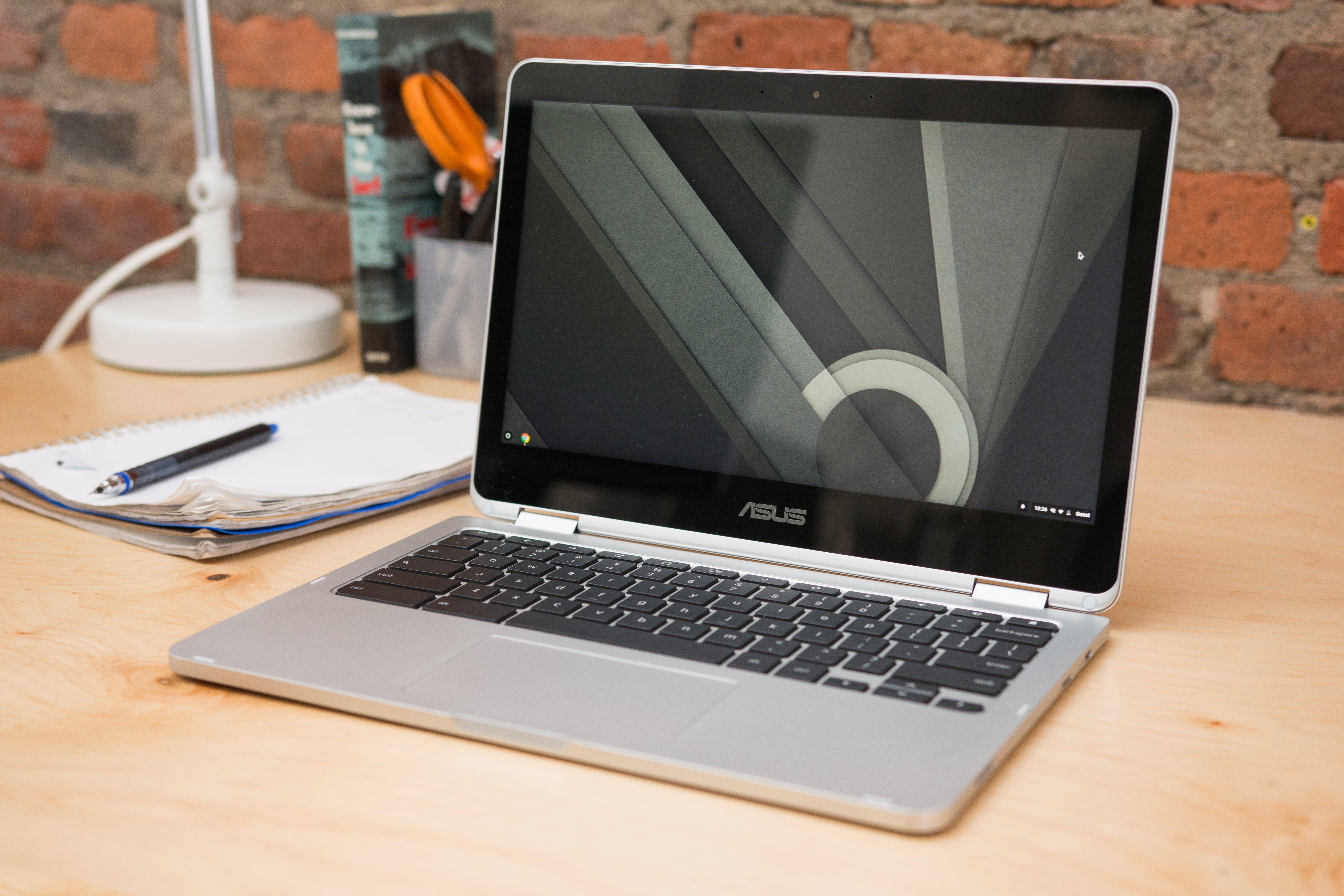 Asus Chromebook Flip C302CA.