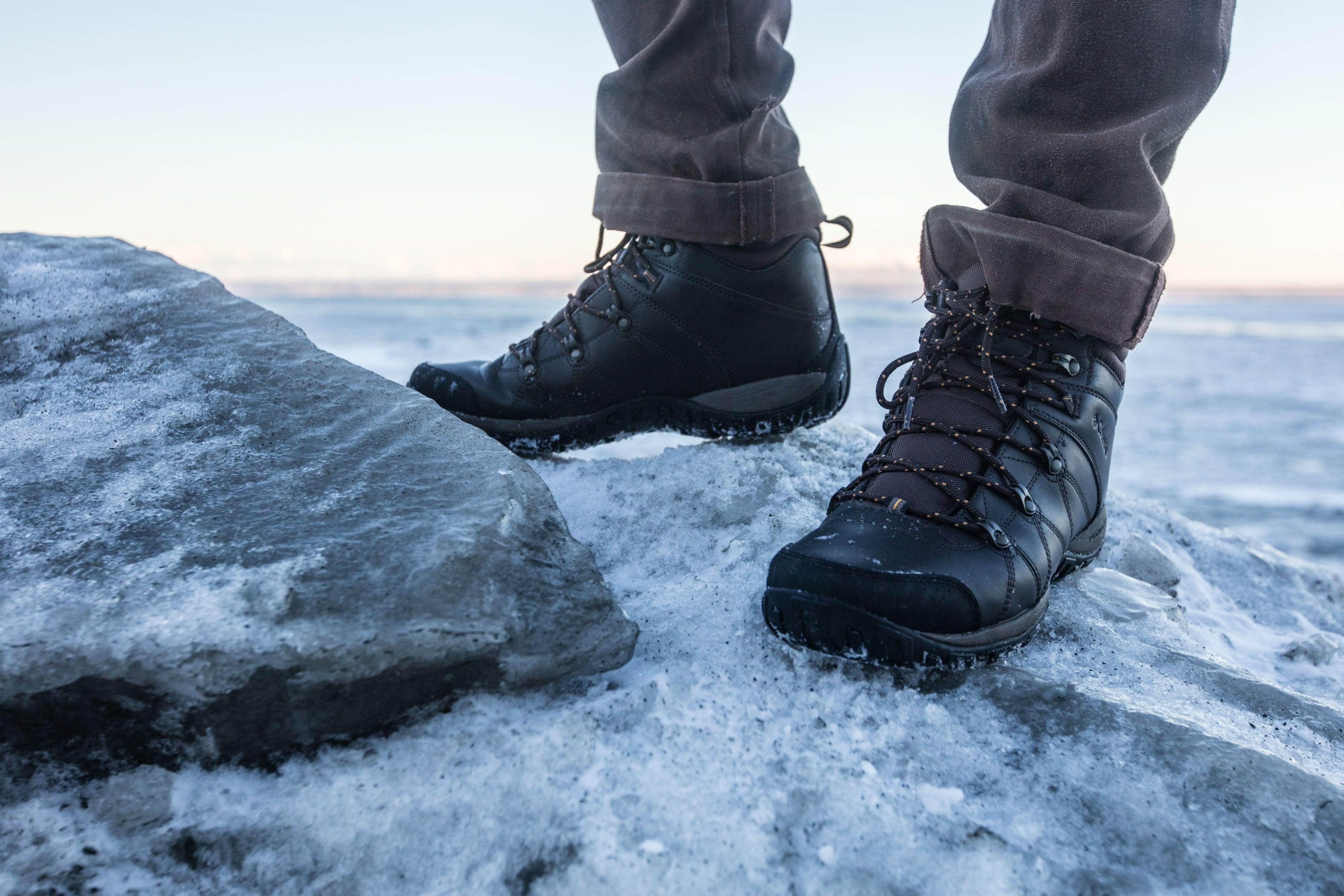 Columbia Titanium boots