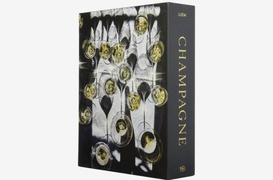 Champagne book.