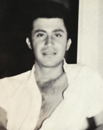Rechy in 1963