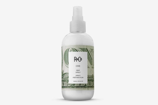 R+Co One Prep Spray.