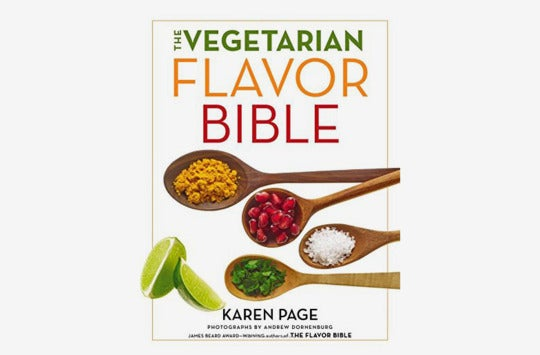 The Vegetarian Flavor Bible.
