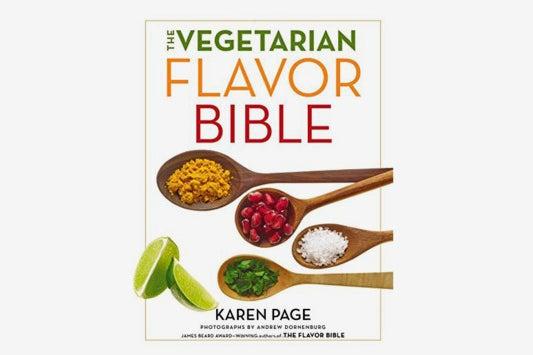 The Vegetarian Flavor Bible.