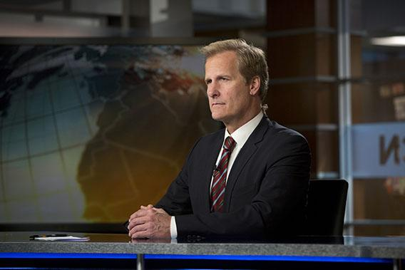 The Newsroom Season 2 Episode 2: Jeff Daniels as Will McAvoy.