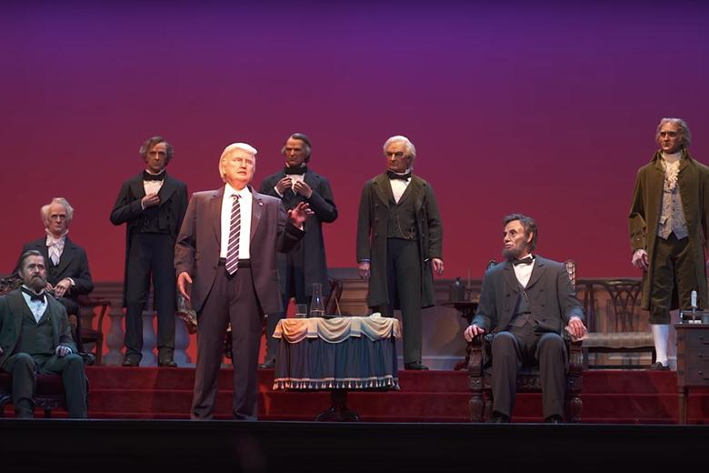 Disney's Hall of Presidents