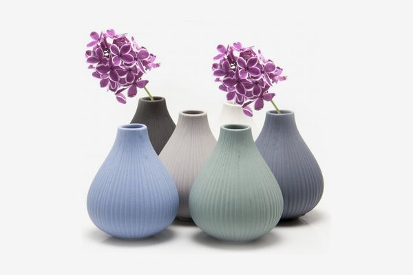 Chive Set of 6 Decorative Vases
