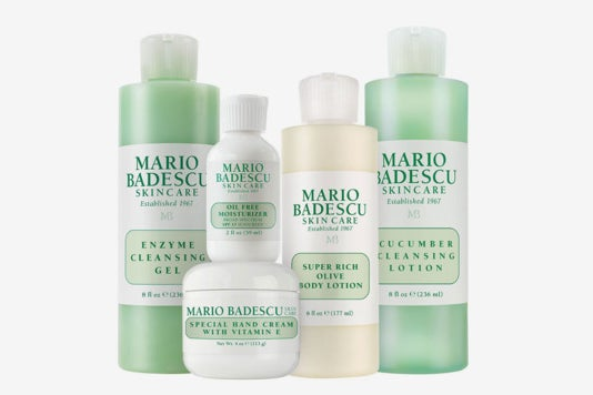 Mario Badescu MB Favorites.