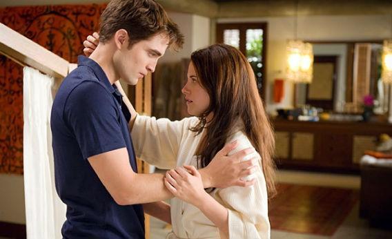 Still from The Twilight Saga Breaking Dawn