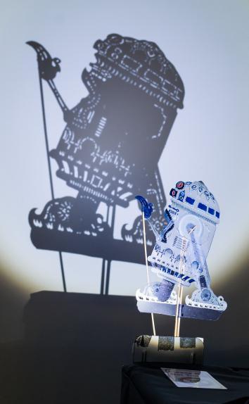 R2-D2 Puppet