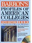 Barron's Profiles of American Colleges 2005