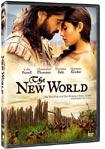 The New World DVD cover