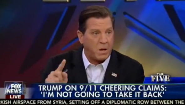 "Fox News' Eric Bolling: ""Reports"" of Jersey City residents"