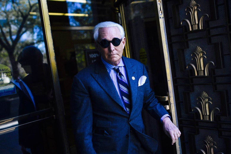 "Roger Stone and Donald Trump Are Mounting the Same Defense: What Is ""Truth""?"