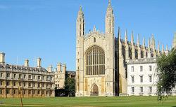Cambridge University. Click image to expand.