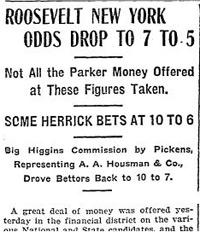 Clip from New York Times, 1904.