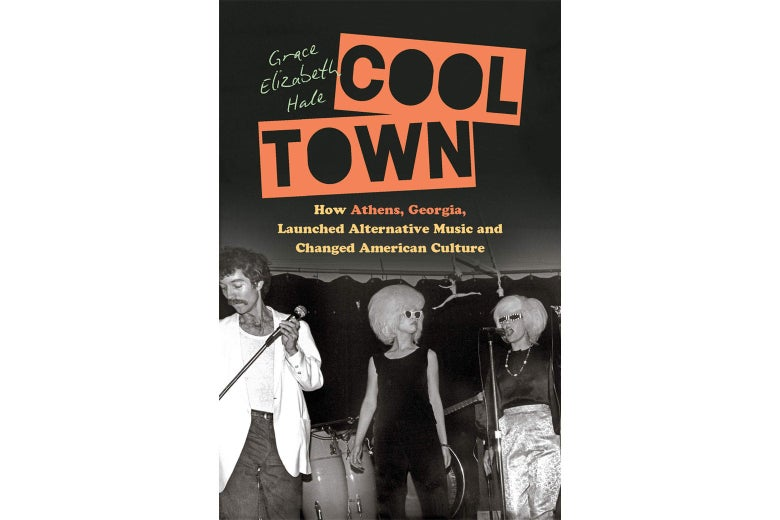 The cover of Cool Town.