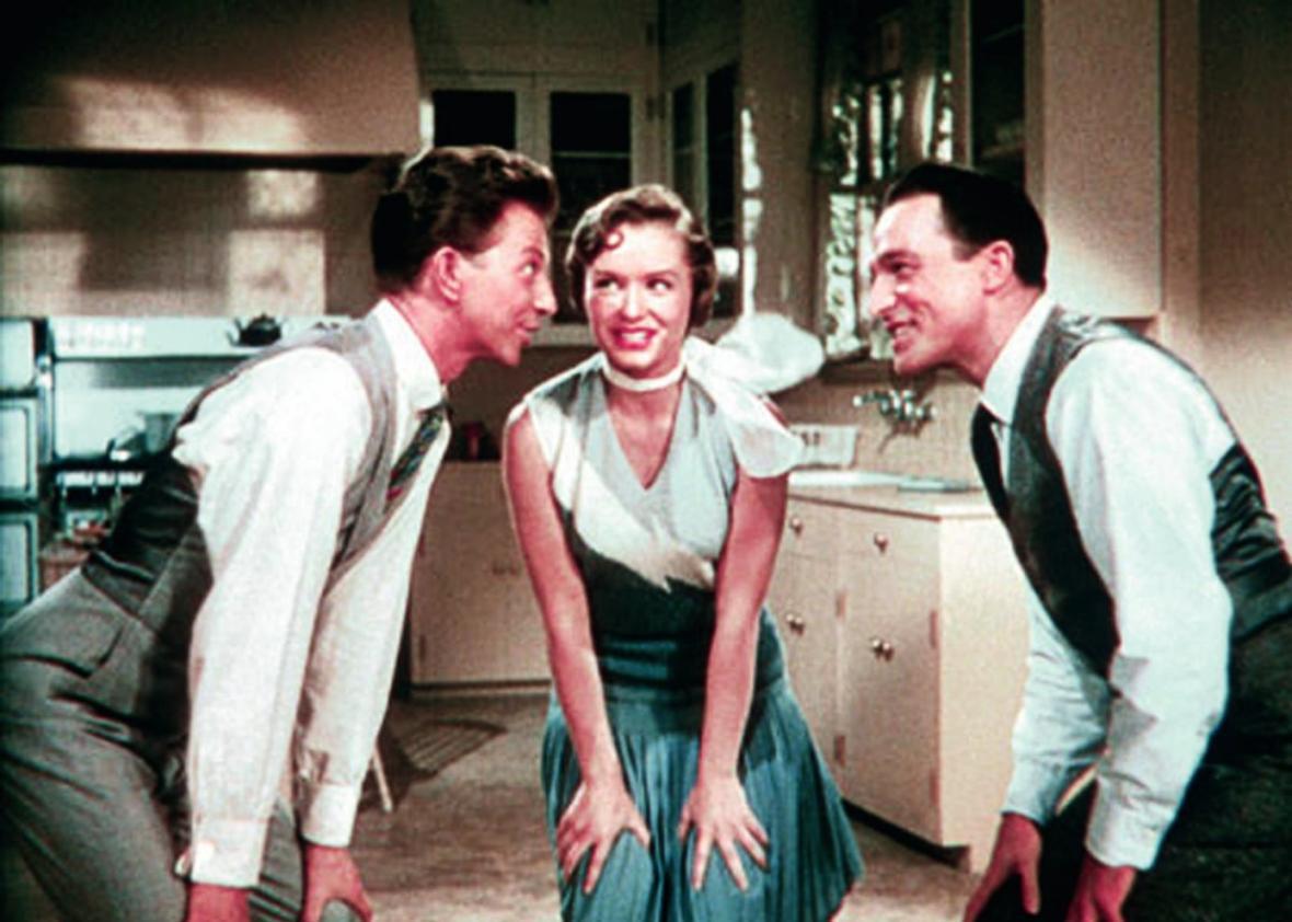 Gene Kelly --Debbie Reynolds dieulois