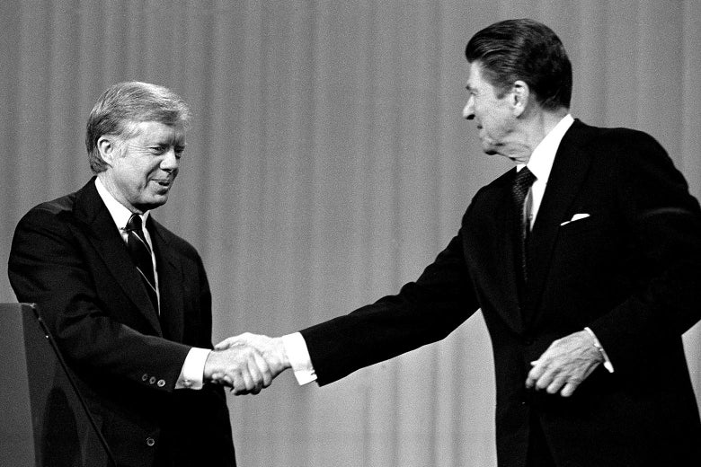 Being Right About Reagan's Racism Was Bad for Jimmy Carter